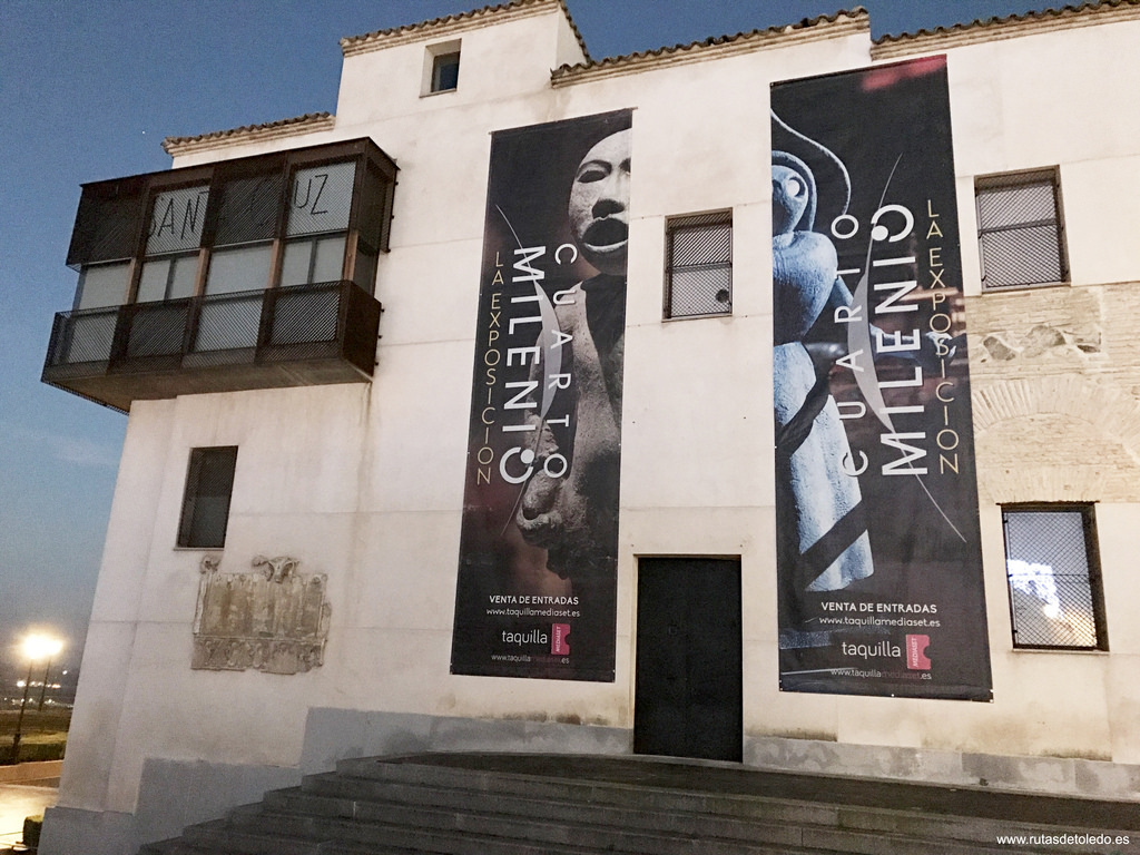 Toledo leyendas de toledo Exposicion cuarto milenio en valencia