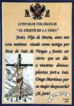 Cristo de la Vega