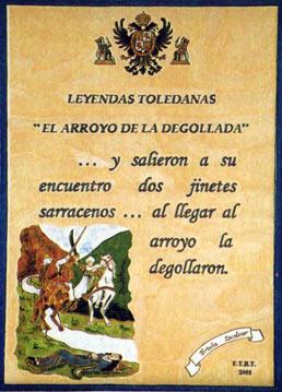 Arroyo de la Degollada