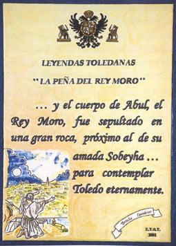 La Peña del Rey Moro