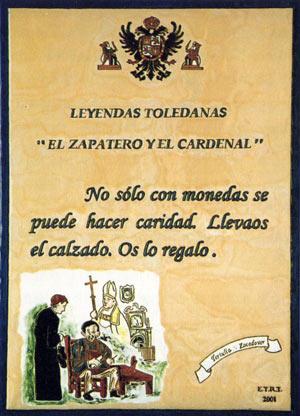 El Zapatero y el Cardenal
