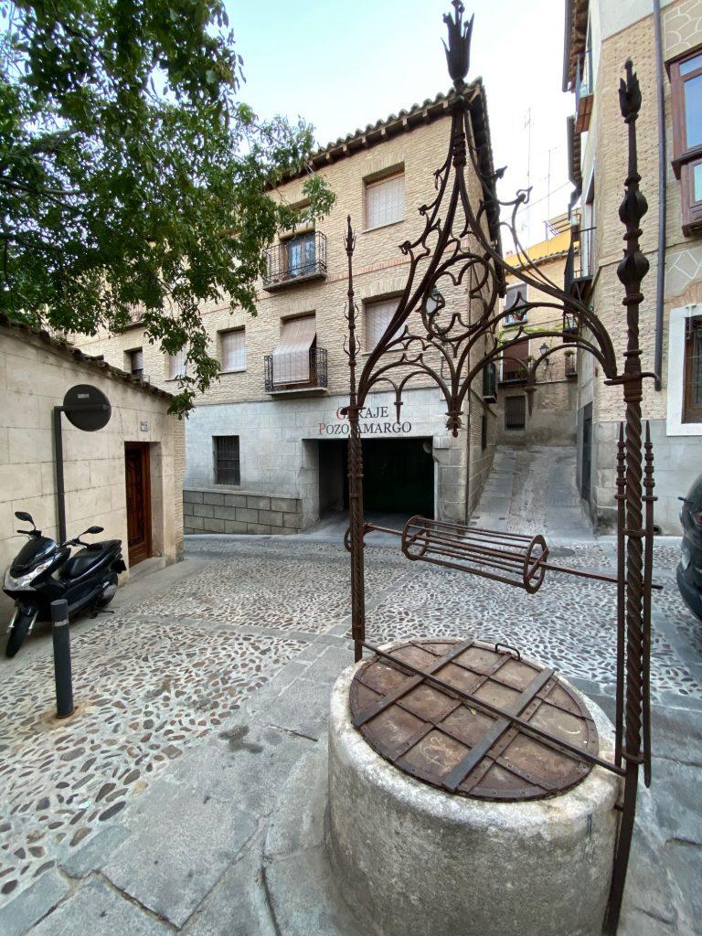El Pozo Amargo en Toledo