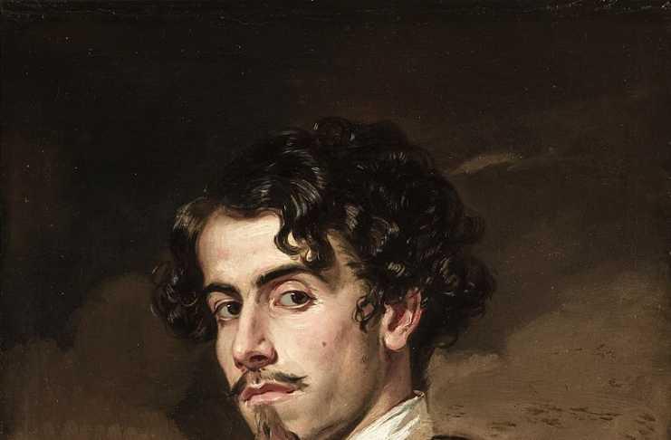 Retrato de Gustavo_Adolfo_Bécquer,_by_his_brother_Valeriano