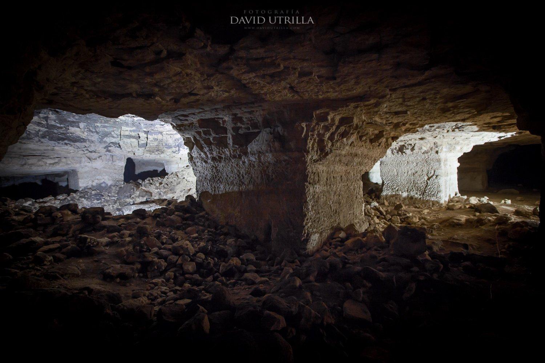 Cueva de Higares, cerca de Toledo