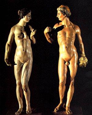 Pandora y Epimeteo