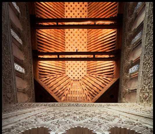 Museo Sefardí, Sinagoga del Tránsito. Toledo