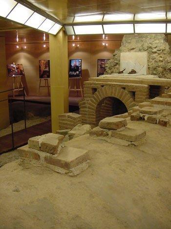 Termas Romanas en Toledo