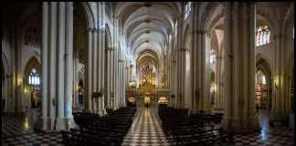 Catedral de Toledo, interior por David Utrilla
