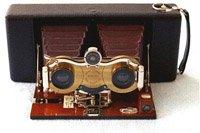 Cámara binocular Blair Stereo Hawkeye (1905)