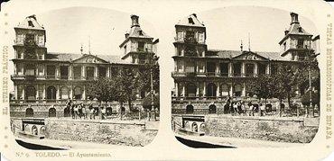 El Ayuntamiento. 1925