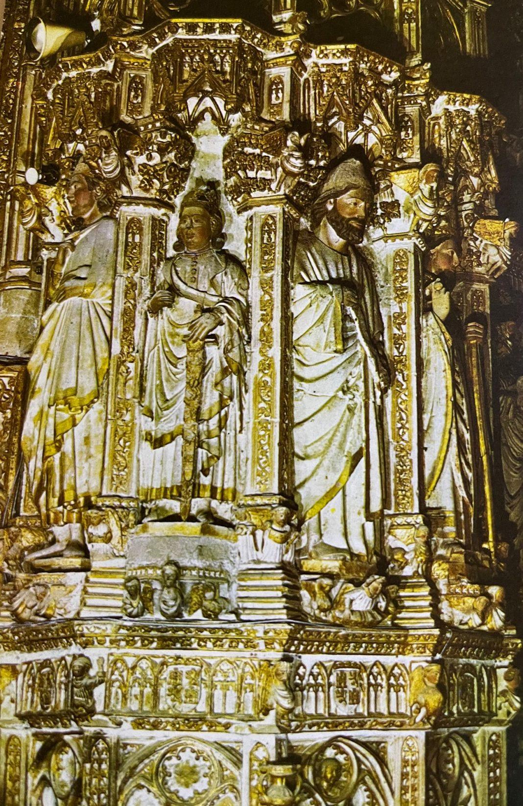El Alfaquí en la Catedral de Toledo