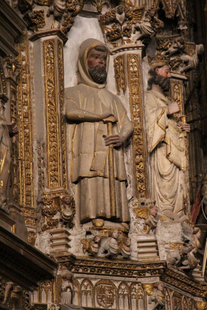 El Pastor de las Navas de Tolosa en la Catedral de Toledo