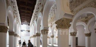 Sinagoga de Santa María la Blanca en Toledo, por David Utrilla