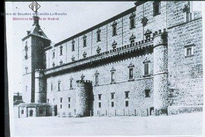 El Alcázar, antes de 1936