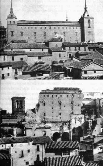 Antes y después de la Guerra Civil