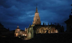 Catedral de Toledo, Ruta nocturna Toledo
