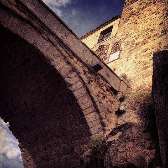 Puente de San Martín, en Toledo