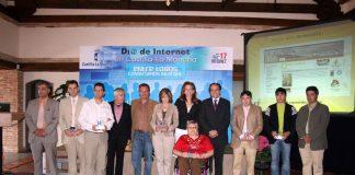 Premiados Día Internet 2007