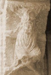 Representación del Diablo en un convento toledano