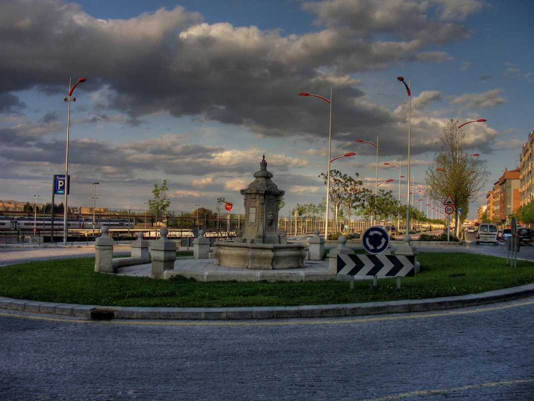 Fuente de Cabrahigos, en Toledo