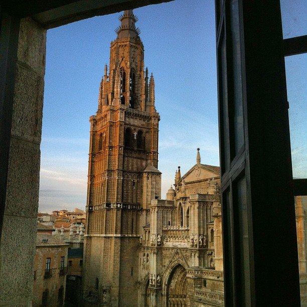 Torre de la Catedral de Toledo