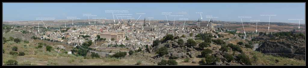 Toledo explicado en una imagen