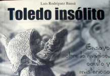 Toledo insólito, portada