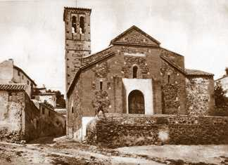 Iglesia de San Sebastián en Toledo