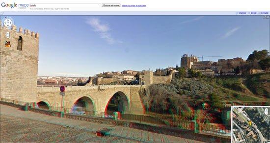 Toledo en 3D - Puente de San Martín