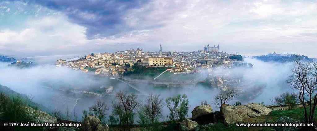 Panorámica de Toledo, por José María Moreno Santiago