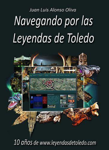 Navegando por las leyendas de Toledo. Portada