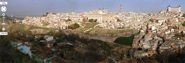 Gigapanorámica de Toledo