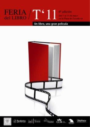 Feria del libro en Toledo 2011