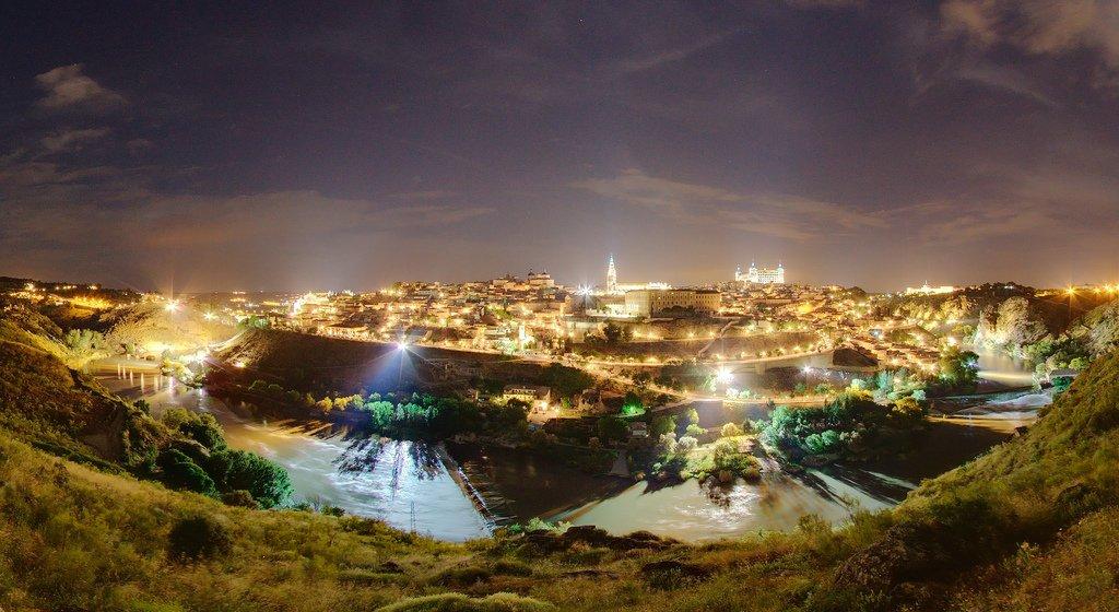 Toledo Brilla en la Oscuridad, José María Santiago