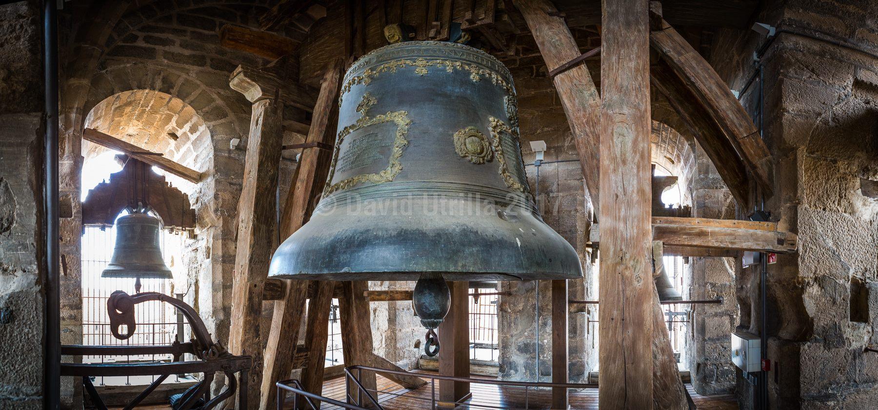 Campana Gorda de la Catedral de Toledo por David Utrilla