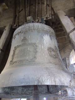 Campana Gorda de Toledo, antes de su restauración