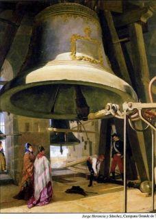 Campana Gorda Catedral de Toledo
