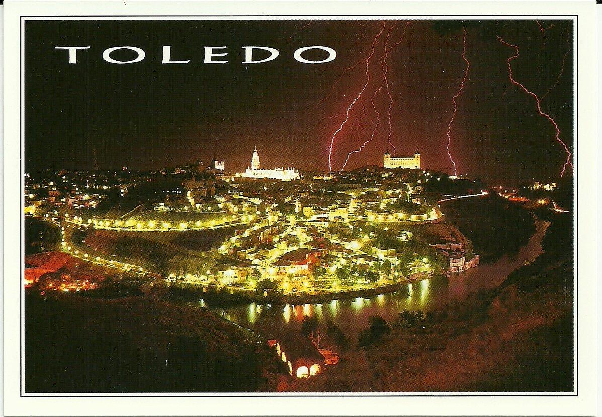 Postal Toledo
