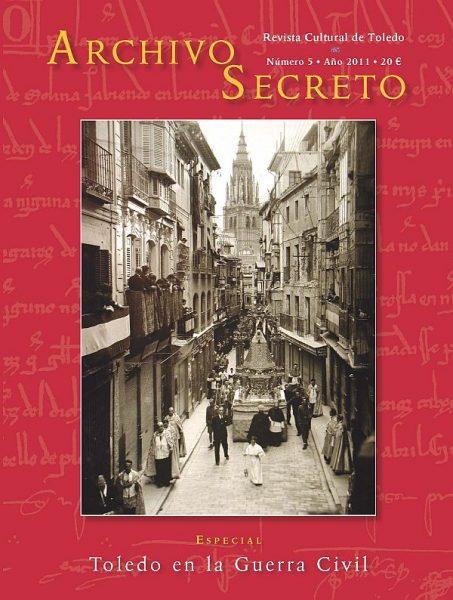 Revista Archivo Secreto