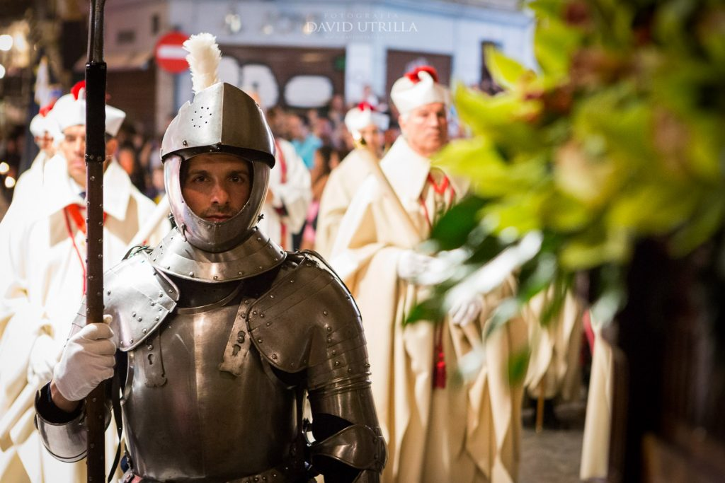 """Armado"" durante la Semana Santa de Toledo"