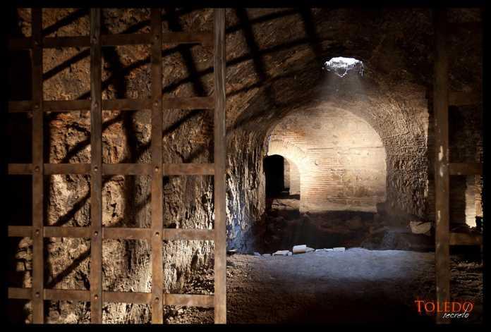Cueva del Museo del Greco en Toledo