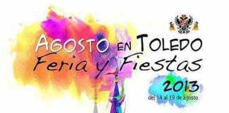 Ferias y fiestas Toledo 2013