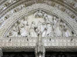 Portada de la Catedral de Toledo