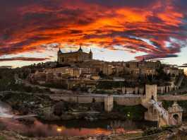 Panorámica de Toledo, por Ander Alegría