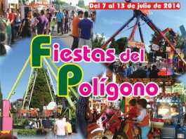 Fiestas Polígono Toledo 2014
