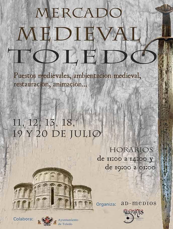Mercado Medieval Toledo 2014