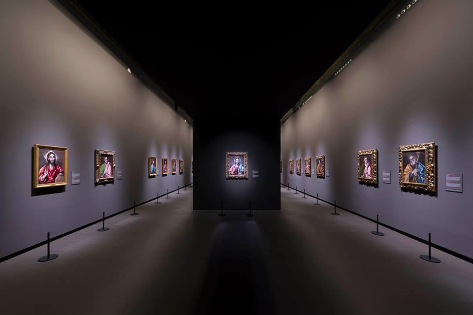 El Greco Arte y Oficio, la exposición