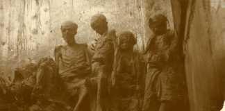 Momias de San Román, en Toledo