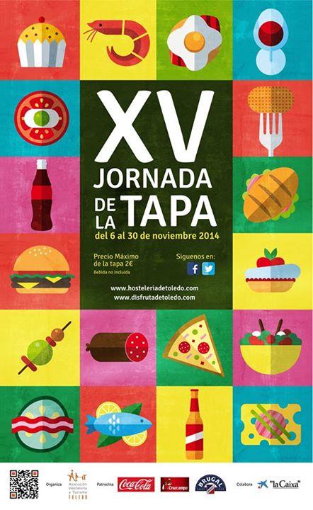Jornadas de la Tapa Toledo 2014