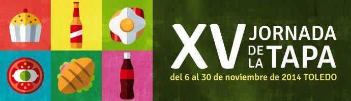XV Jornadas de la Tapa Toledo